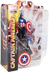 marvel select captain america figure fantastic