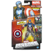 marvel ultimate captain america figure inches