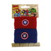 jewel captain america double wristband reason