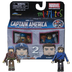 minimates marvel comics series captain america