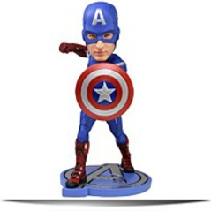 Avengers Movie Captain America Headknocker