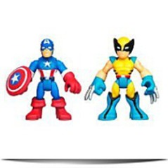 Discount Captain America And Wolverine