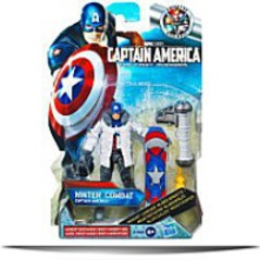 Captain America Movie 4 Inch Series 2