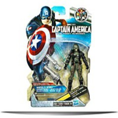 Captain America Movie 4 Inch Series 3