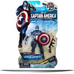 Captain America Movie Exclusive 6 Inch