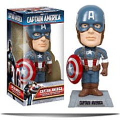 Captain America Movie Wacky Wobbler