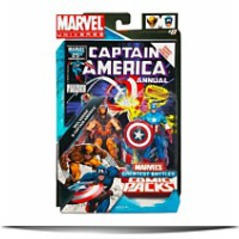 Comic 2 Pack Wolverine Vs Captain America