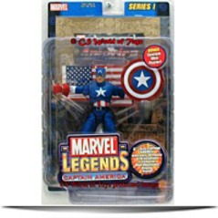Legends Series 1 Action Figure Captain