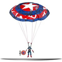 Marvel The Avengers Captain America Aerial