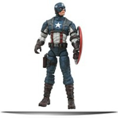 Discount Toys Marvel Select Captain America