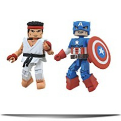 Toys Marvel Vs Capcom Series 3 Captain