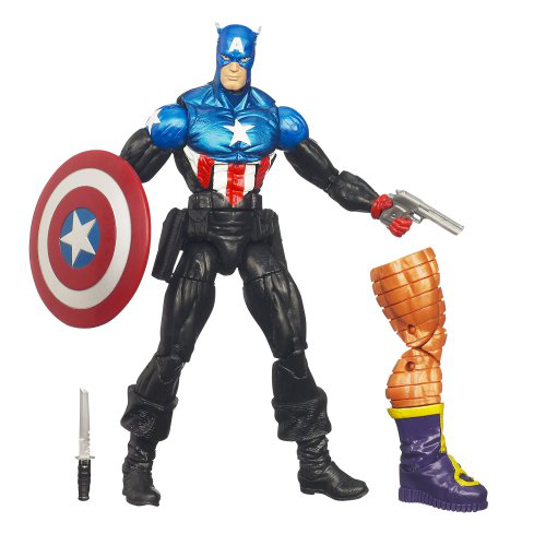 Marvel Universe Captain America Figure