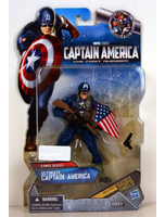 Captain America Comic Exclusive 6 Inch