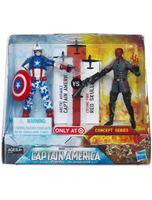 Captain America Movie Exclusive 4 Inch