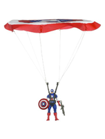 Marvel With Parachute