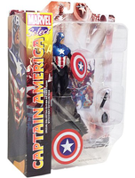 Select Captain America Figure